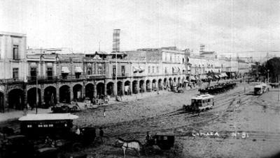 La plaza N° 31