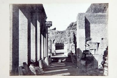 Templo de la antigua ciudad de Roma