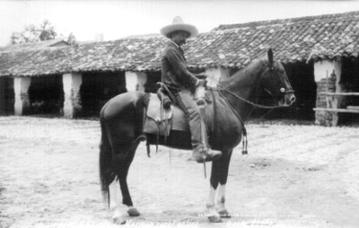 A rurale or Mexican rural police