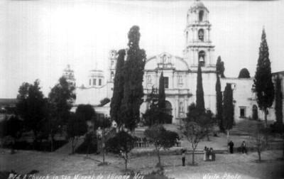 Achurch in San Miguel de Allende, Méx