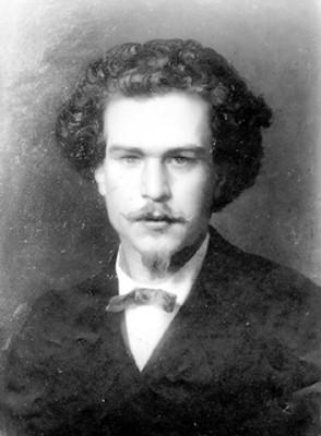 Manuel Ocaranza, retrato al óleo