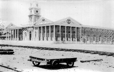 Edificio de la Aduana de Nogales