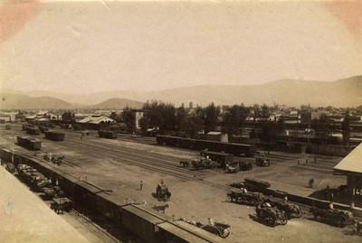 Estación de ferrocarril de Buenavista