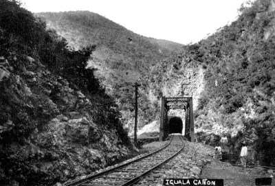 """Iguala, Cañón"", vista parcial"