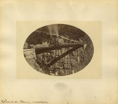 Puente de Wim[m]er, Maltrata