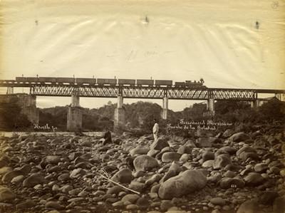 Ferrocarril Mexicano, Puente de la Soledad