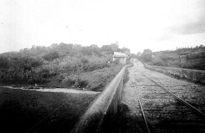 Puente ferroviario de Coatepec en Veracruz