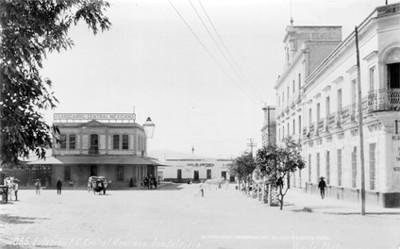 Estación F.C. Central Mexicano Guadalajara
