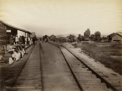 Estación de Acámbaro F.C. Nacional