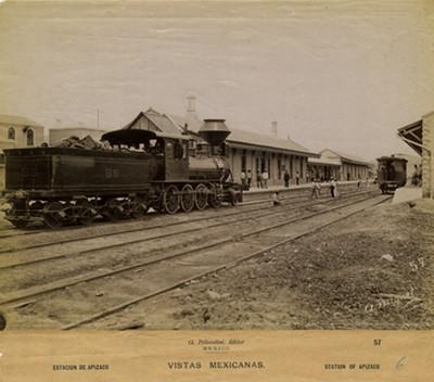 Estación de Apizaco, Station of Apizaco