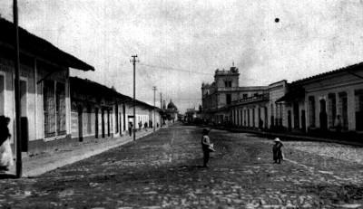 Avenida Colón, Orizaba, Méx