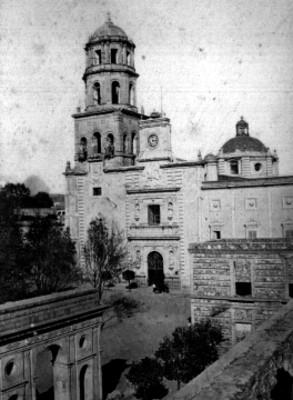 """""""Iglesia de San Francisco"""", Querétaro"""