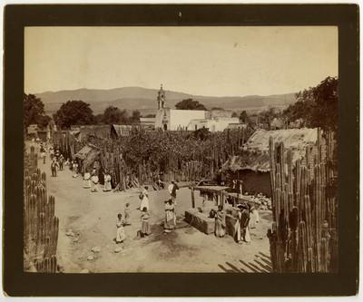 Pueblo de Huexoculco