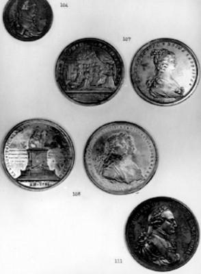 Colección de monedas mexicanas de la época colonial