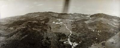 Panorámica de la zona arqueológica del Tajín