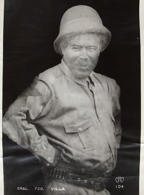 General Francisco Villa, reprografía