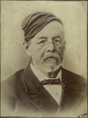 Guillermo Prieto, retrato