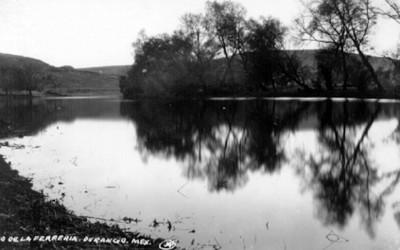 """Vista del """"Río de la ferreria"""""""