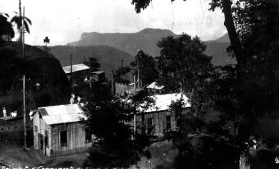 """Campamento de Tlachichila"", vista general"