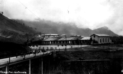 Escuela de la Compañía Mexicana de Luz y Fuerza Motriz, vista general