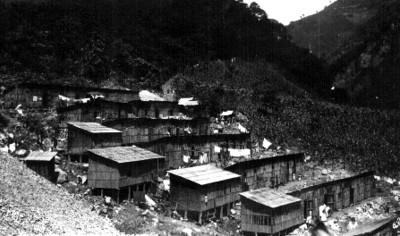 """""""Campamento de Tenanguillo"""", vista general"""