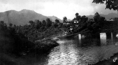 """Lago de Tenango"", vista general"