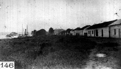 """""""Pueblo de Gutiérrez Zamora"""", vista parcial"""