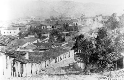Calle insurgentes, vista parcial