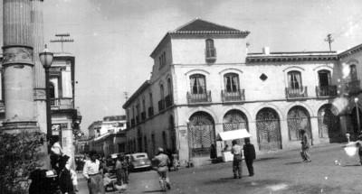 Vida cotidiana en una calle de Cuernavaca