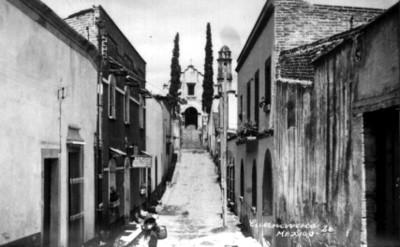 Iglesia de Tepetates, vista parcial