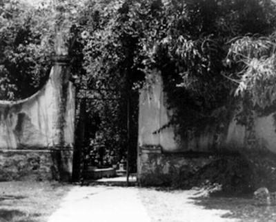 Convento, vista lateral