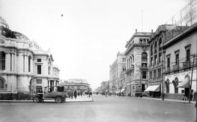 Calle de Juan Ruíz de Alarcón, vista general