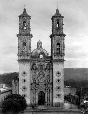 Parroquia de Santa Prisca, vista general