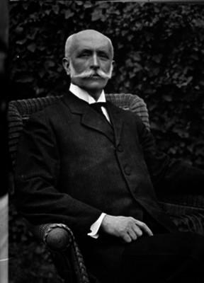 José Ives Limantour Marquet, retrato