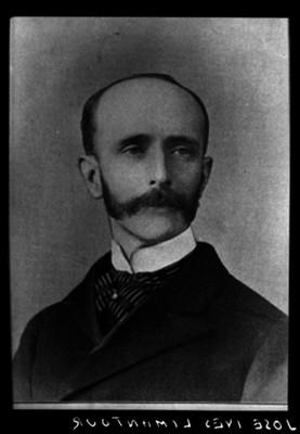 José Ives Limantour, secretario de Hacienda, retrato
