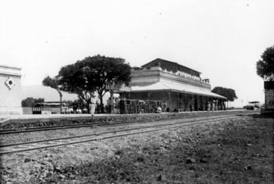 Medios de comunicación - Estación del ferrocarril