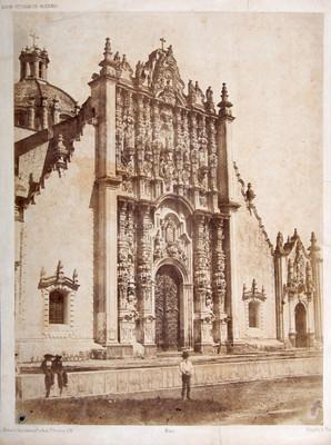 Sagrario de la Catedral Metropolitana, portada