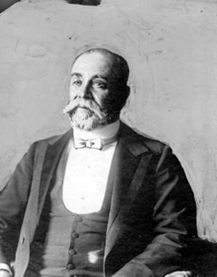 """""""Alberto García Granados"""", retrato"""