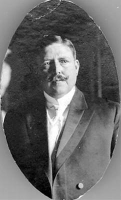 Pablo A. de la Garza, retrato