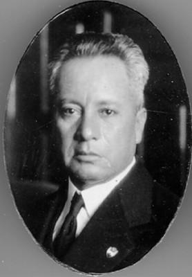 Crisóforo Ibáñez, retrato