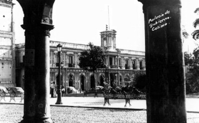 Palacio de Gobierno, Colima