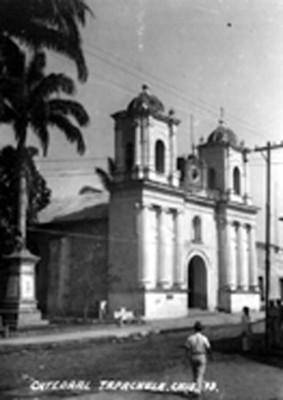 Catedral [de] Tapachula