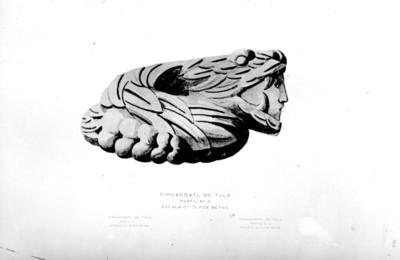 Cihua Coatl de Tula (perfil2)