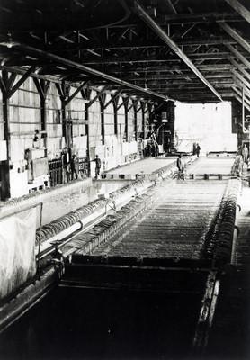 Tanques de cianuración en la Hacienda de Loreto, interior