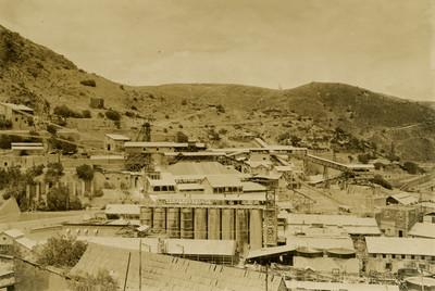 """""""Hacienda de Loreto"""", vista parcial"""
