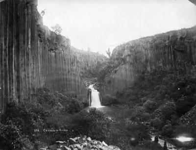 """""""Cascada de Regla"""", paisaje"""