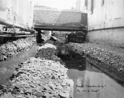 Puente Leandro Valle de sur a norte