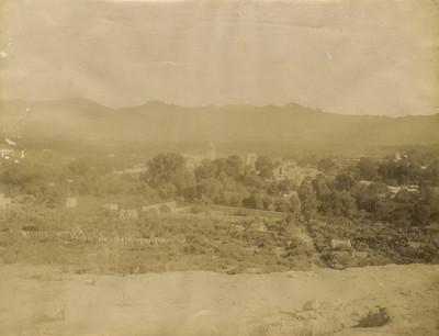 Vista de Ixmiquilpan