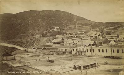"""""""Hacienda de Loreto, Pachuca"""", vista parcial"""