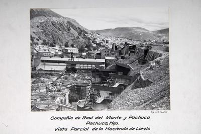 Vista parcial de la Hacienda de Loreto